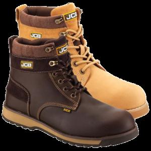 JCB 5CX Boots